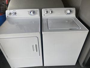 Photo GE Washer&Dryer Set