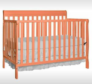 5 in one baby crib still in box & new. Baby mattress is still in box and in plastic for Sale in North College Hill, OH