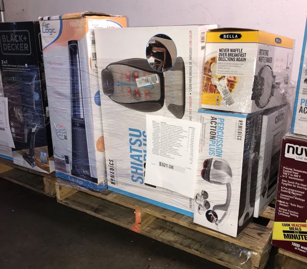Wholesale Pallet For Sale: Wholesale Macy's And Bloomingdales Home Liquidation