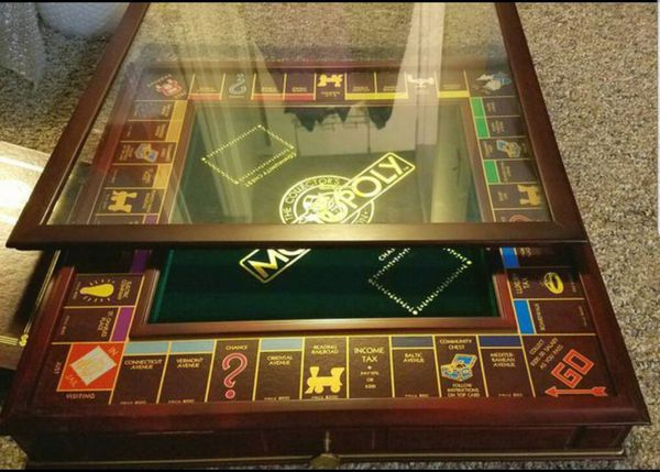 Franklin Mint Monopoly Collectors Edition
