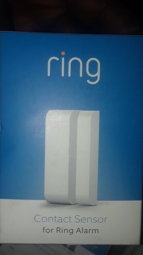 Ring Video Doorbell & contact sensor for ring alarm for Sale in Pittsburg,  CA - OfferUp