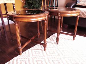 Gordon's Fine Furniture of Tennessee. 3 Antique End Tables. Very collectable!!! for Sale in Baltimore, MD