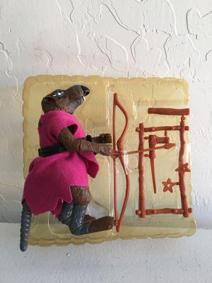 (MAKE AN OFFER) Teenage Mutant Ninja Turtles Figure/ Toy Splinter ©️1990 (See photos) for Sale in Phoenix, AZ
