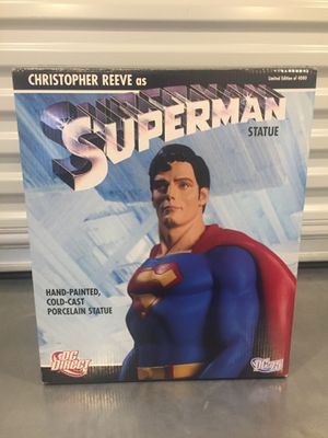 Christopher Reeve Superman the movie DC Direct Statue for Sale in Mesa, AZ