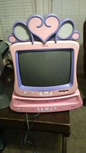disney.T.v,vcr,dvd combo for Sale in San Diego, CA