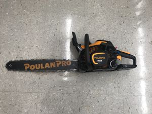 Poulan pro chainsaw brand new for Sale in Altamonte Springs, FL