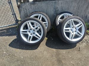 Mercedes amg wheels for Sale in Forestville, MD