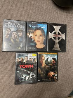 DVD's $3 EACH OR 5/$10 Some Like New **A FEW SPANISH MOVIES Thumbnail