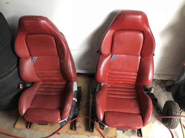 1990 2000 Bmw E36 M3 Vader Seats For Sale In Pembroke Pines Fl