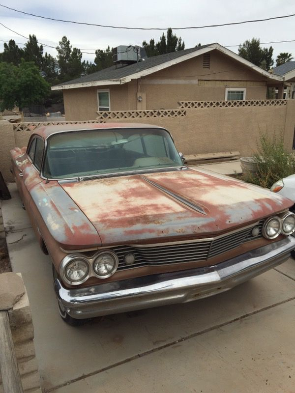 1960 Pontiac Catalina 2 Door hot rod custom rat rod classic car for ...