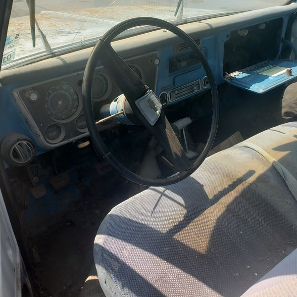C10 Parts Only For Sale In Dallas, TX