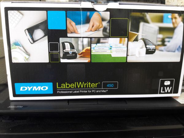 DYMO Label Writer 450 for Sale in Los Angeles, CA - OfferUp