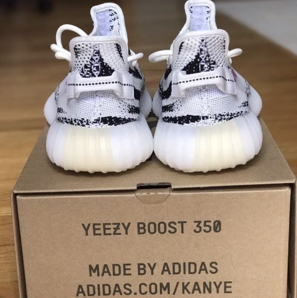 online store 879be d8215 adidas yeezy boost 350 v2 zebra for Sale in New York, NY - OfferUp