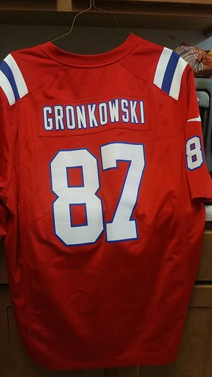 best service 07884 1f3f4 New and Used Patriots jersey for Sale in Redondo Beach, CA ...