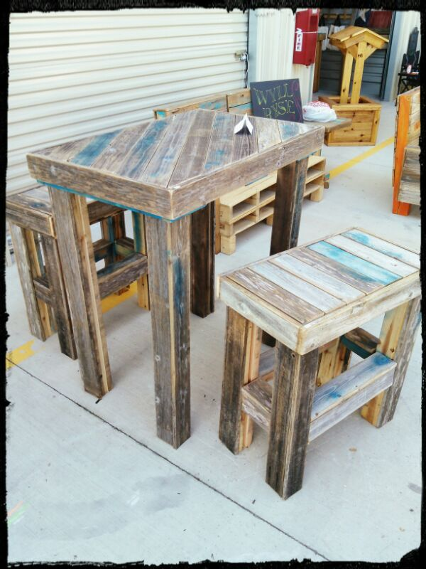 Tables Benches Fencing Pallets For Sale In San Antonio Tx Offerup