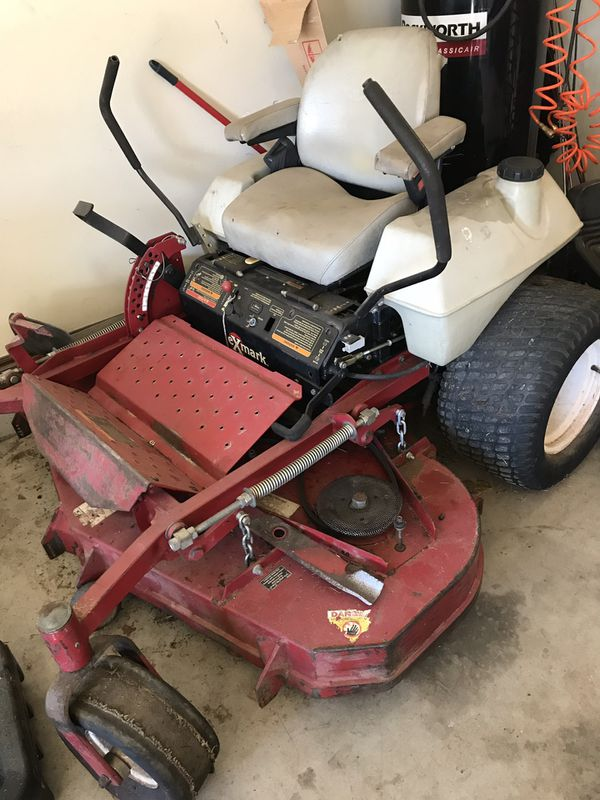 Exmark Lazer Z Zero Turn for Sale in Norman, OK - OfferUp