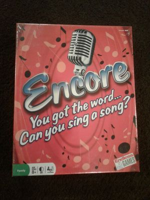 Encore board game - new in box for Sale in Dale City, VA