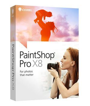 Corel PaintShop Pro X8 & Easy Video Editor 3.0 for Sale in San Francisco, CA