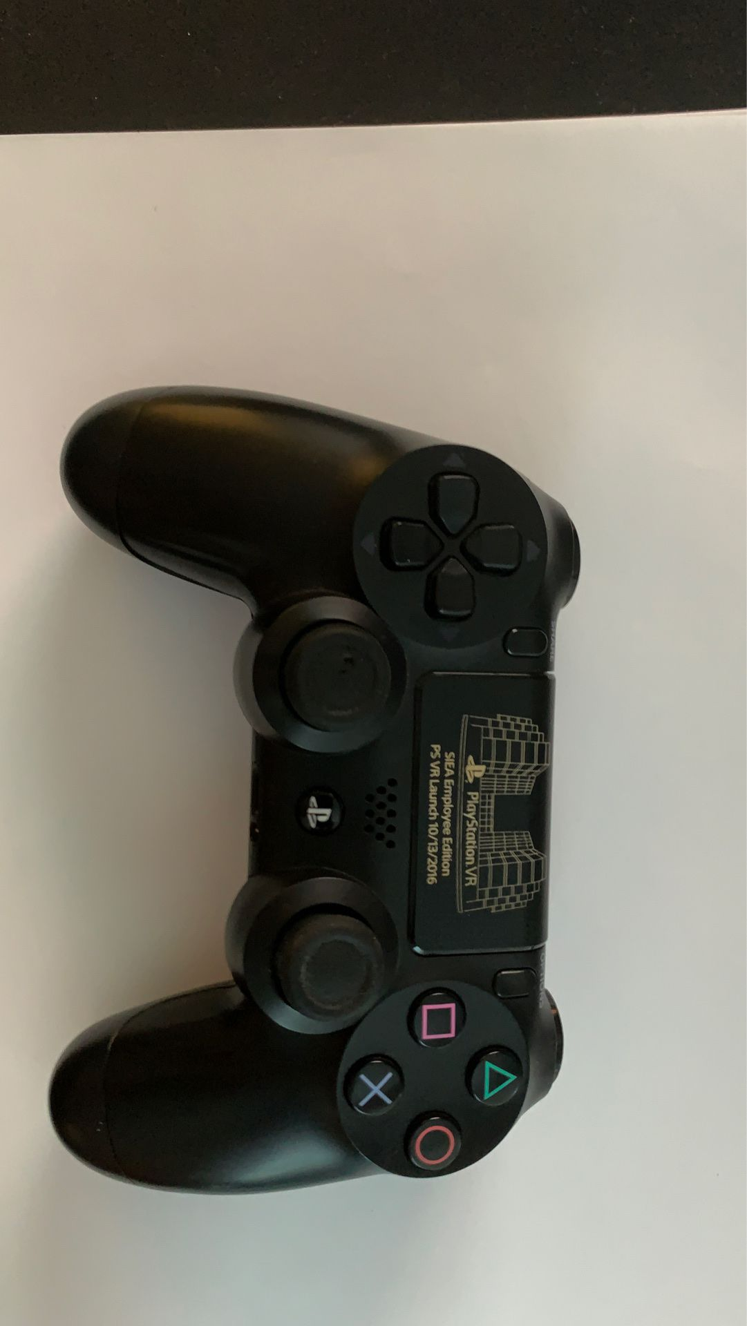 Ps4 controller, Very Rare PlayStation VR SIEA Employee Edition PS VR Launch controller (2013)