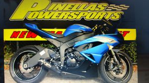 2011 Kawasaki Ninja zx6r m4 pipe excellent condition WE FINANCE 600$ DOWN for Sale in Orlando, FL
