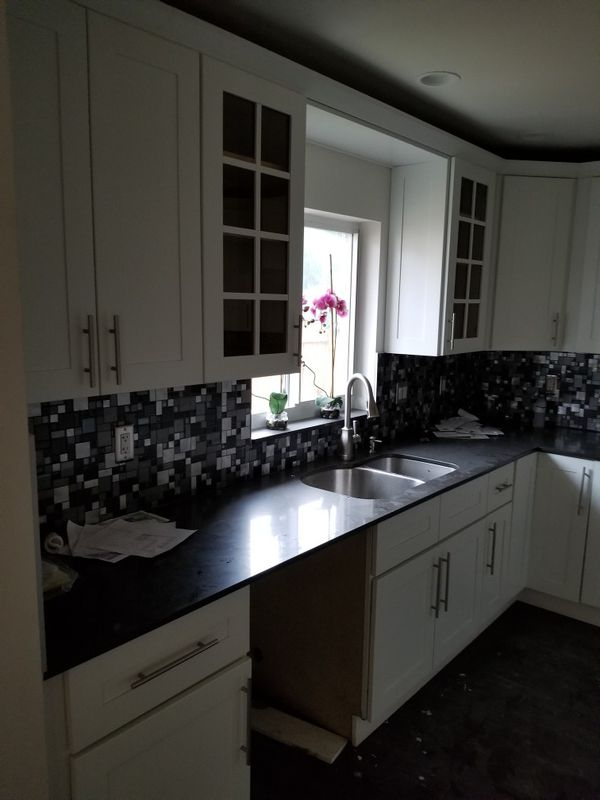 Full Kitchen Cabinets Like New Condition All Included For In Hialeah Fl Offerup