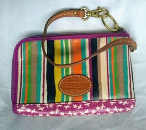 fb0dc273eb07 Fossil Multi-Colored Wallet for Sale in Bonney Lake