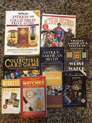 Antiques & Collectibles Price Guides for Sale in Peoria, AZ