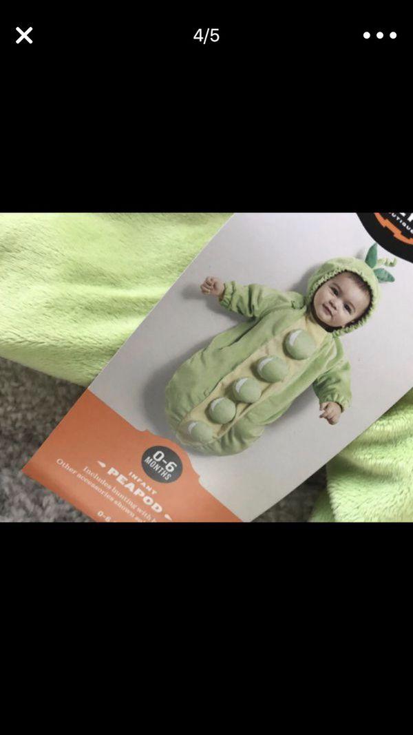 spokane costume shops source 2 baby fall halloween costumes pumpkin pea pod suit booties hat 0 6