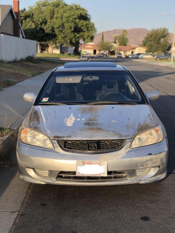 2001 honda civic manual transmission problems