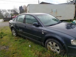 2001 VW Passat for Sale in Seattle, WA