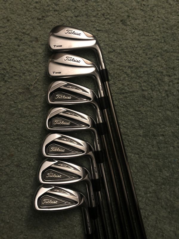 Titleist AP2 716 irons for Sale in Murrieta, CA - OfferUp