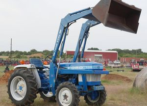 1710 Ford with-Bucket 770a for Sale in Washington, DC
