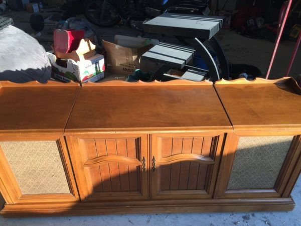Packard Bell console stereo for Sale in Lakeside, CA - OfferUp