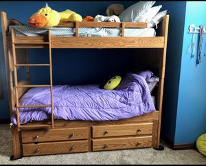 best sneakers 75697 fbc82 New and Used Bunk beds for Sale in Fort Wayne, IN - OfferUp
