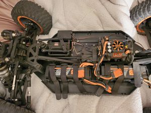 Photo This is a Losi desert buggy LX-F 2.0 1/5 scale ready to run RC Use it twice