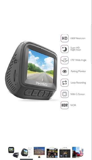 Dash cam dashboard camera Sealed new for Sale in Silver Spring, MD