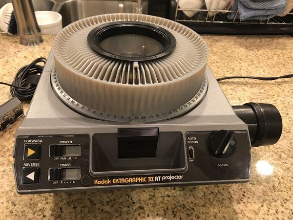 Kodak Ektagraphic Slide Projector For Sale In San Diego