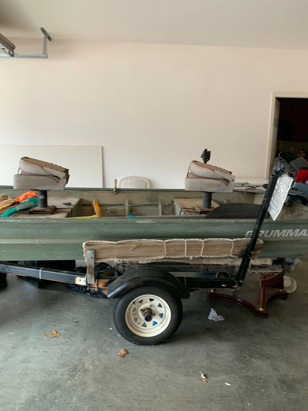 Paw paw�s 3 seater boat