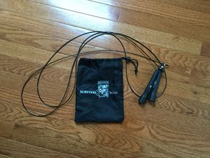 Adjustable Speed Jump Rope for Sale in Ashburn, VA