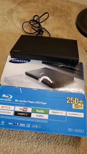 Samsung DVD Player | BD - J5100 for Sale in Lincolnia, VA