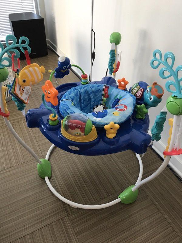 ed5eec1551cb Baby Einstein™ Neptune s Ocean Discovery Jumper for Sale in Los ...