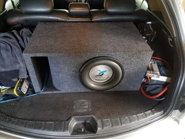Dc Audio Lvl 5 12