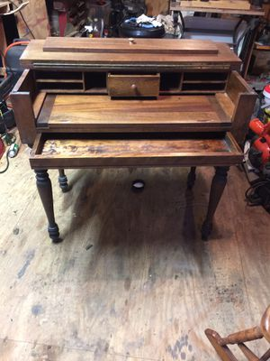 Superb New And Used Antique Desk For Sale In Kernersville Nc Offerup Interior Design Ideas Grebswwsoteloinfo