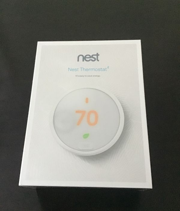 Nest WiFi Thermosts T 4000ES for Sale in Brooklyn, NY - OfferUp