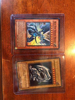 Yugioh Cards Blue Eyes for Sale in Herndon, VA