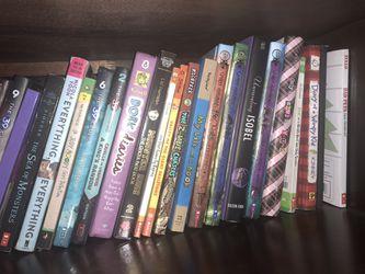 Books! Thumbnail