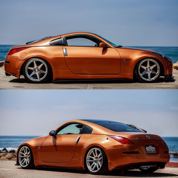 2003 Nissan 350z For Sale In Los Angeles, CA