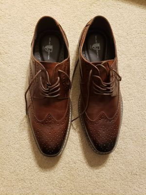 Black and Brown brand-Brown dress shoes- Size 12M for Sale in Fairfax, VA