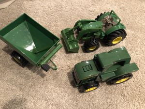 John Deere tractor set for Sale in Ashburn, VA