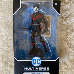 Nightwing, Death of a Family 2021, DC multiverse Thumbnail